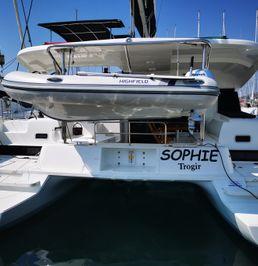 Lagoon 42   Sophie