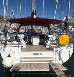 Beneteau Oceanis 46 | Princess Mia