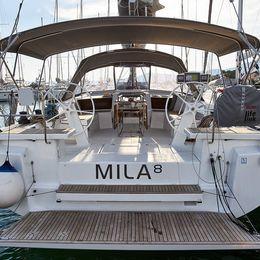 Beneteau Oceanis 46 | Mila 8