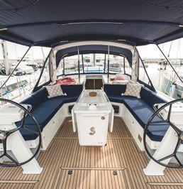 Beneteau Oceanis 51 | Calipso