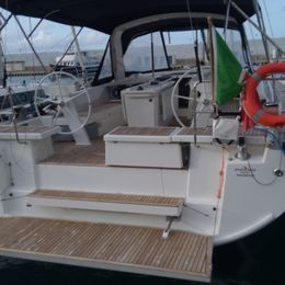 Beneteau Oceanis 46 | Daphne