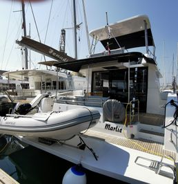 Fountaine Pajot MY 37 | Marlie