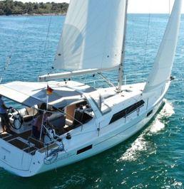 Beneteau Oceanis 41 | Pauline