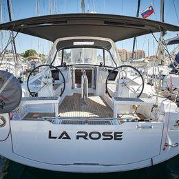 Beneteau Oceanis 38 | La Rose