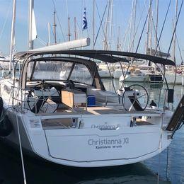 Dufour 530 | Christianna 11