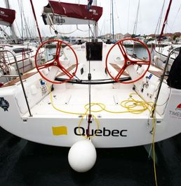 Elan 350 | Quebec