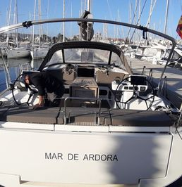 Dufour 520 GL   Mar de Ardora