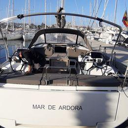 Dufour 520 GL | Mar de Ardora