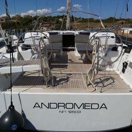 Hanse 508   Andromeda