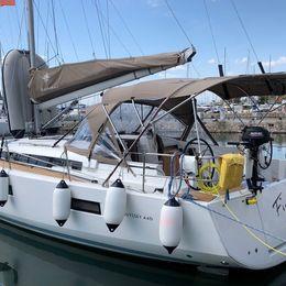 Jeanneau Sun Odyssey 440 | Finesse