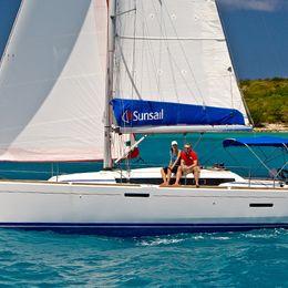 Jeanneau Sun Odyssey 389   Sunsail 20