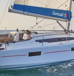 Jeanneau Sun Odyssey 410   Sunsail 20