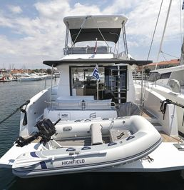 Fountaine Pajot MY 37 | Anrik