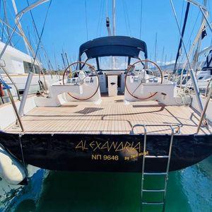 Ocean Yachts 56   Alexandria