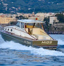 Naval Tecnica Speranza Levi 40 | Migs