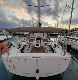 Dufour 430 GL | Fiodena