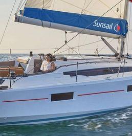 Jeanneau Sun Odyssey 410   Sunsail 19