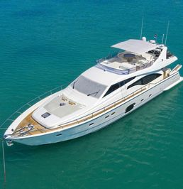 Ferretti 681 | Dominique