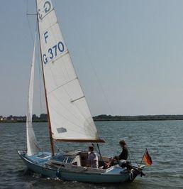 Nordic Folkboat 370   Gertrud