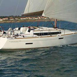 Jeanneau Sun Odyssey 379 | Topaze