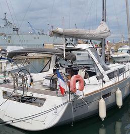 Beneteau Oceanis 41 | Fer Servadou