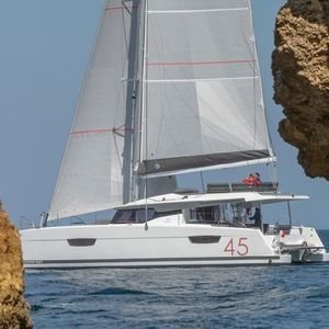 Fountaine Pajot 45 | Nahoa 2