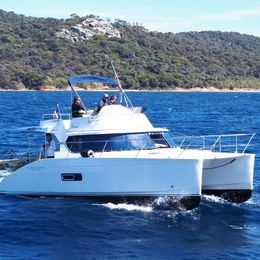 Fountaine Pajot Highland 35 | Victoria