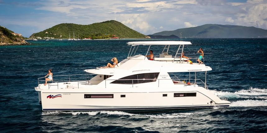 Leopard 51 PC | Moorings 17