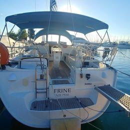 Jeanneau Sun Odyssey 43 | Frine