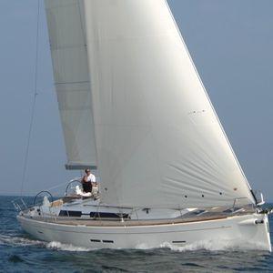 Dufour 445 GL   Mola 11