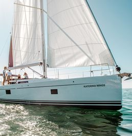 Hanse 508 | Katerina Wings