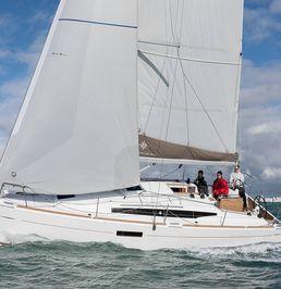 Jeanneau Sun Odyssey 349   Mola 16