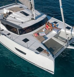 Fountaine Pajot Astrea 42 | Harth