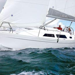 Hanse 325   Mola 14