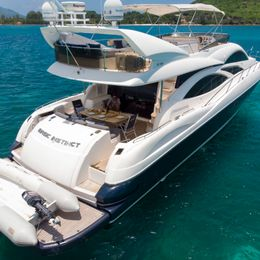 Sunseeker Manhattan 74 | Basic Instinct