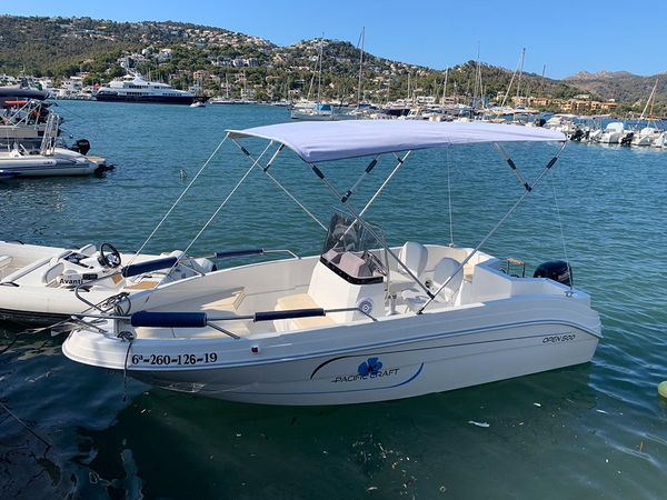 Pacific Craft 500 | Pacific