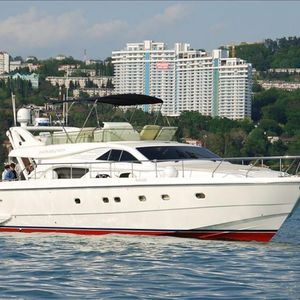 Ferretti 57 | Sea beauty