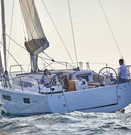 Jeanneau Sun Odyssey 410 | Chimera