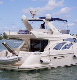 Azimut 50 Fly | Happy place