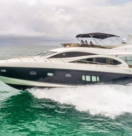 Sunseeker 75 | Twins