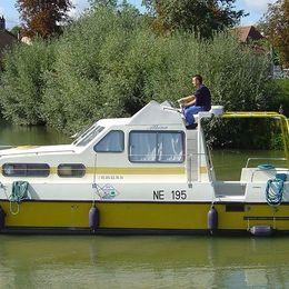 Triton 860 Fly   Les Canalous 93