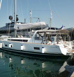 Beneteau Oceanis 55 | L'Asphodele