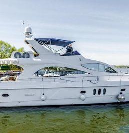 Gulf Craft Majesty 66 | Piligrim