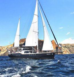 Custom Built Ketch | Natatores