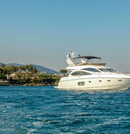Sunseeker 73 | Shine