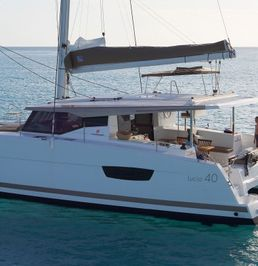 Fountaine Pajot Lucia 40 | Ines