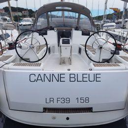 Jeanneau Sun Odyssey 449 | Canne Bleue