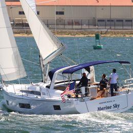 Beneteau Oceanis 46.1 | Marine Sky