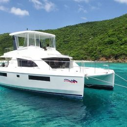 Leopard 43 PC | Moorings 18