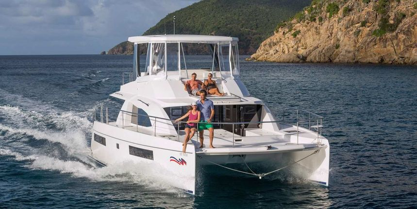 Leopard 43 PC | Moorings 17